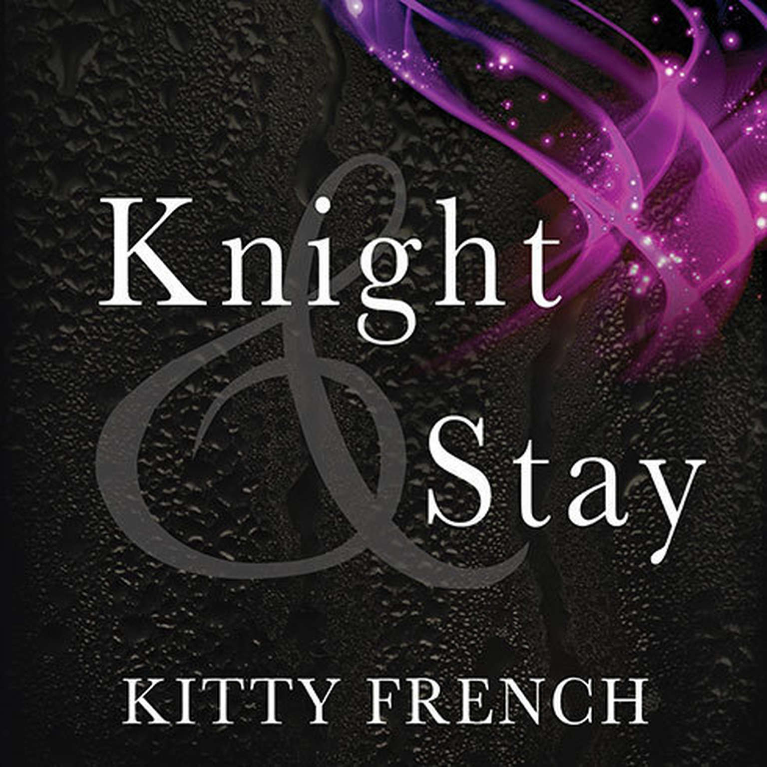 Printable Knight and Stay Audiobook Cover Art