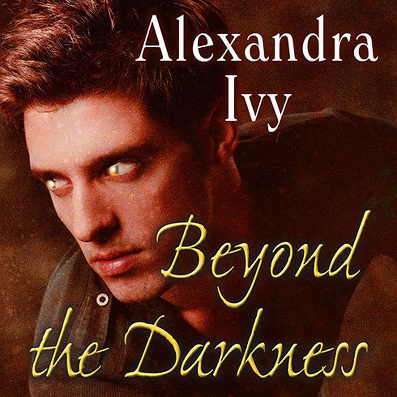 Printable Beyond the Darkness Audiobook Cover Art