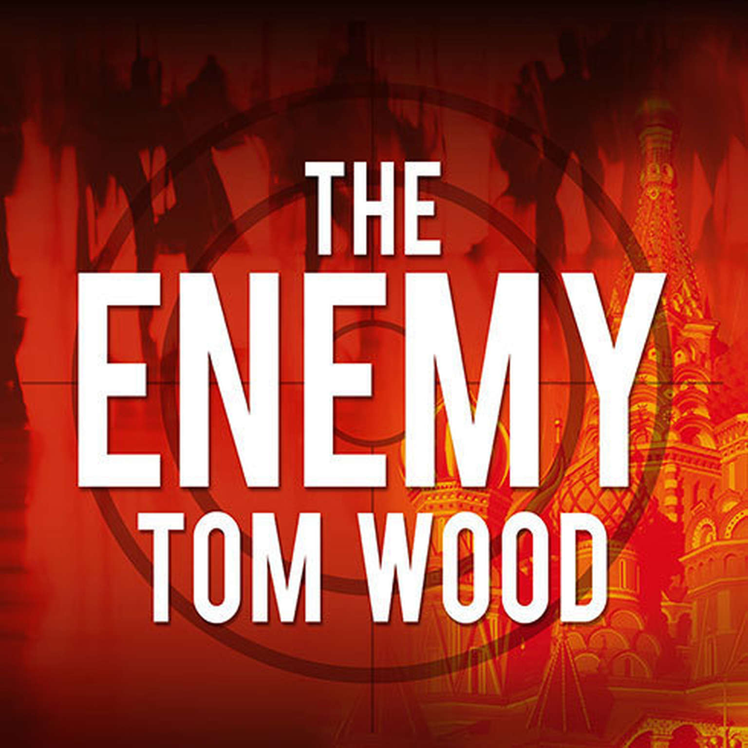 Printable The Enemy Audiobook Cover Art