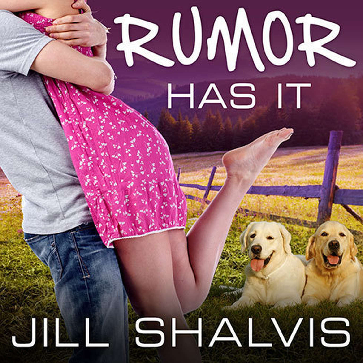 Printable Rumor Has It: An Animal Magnetism Novel Audiobook Cover Art