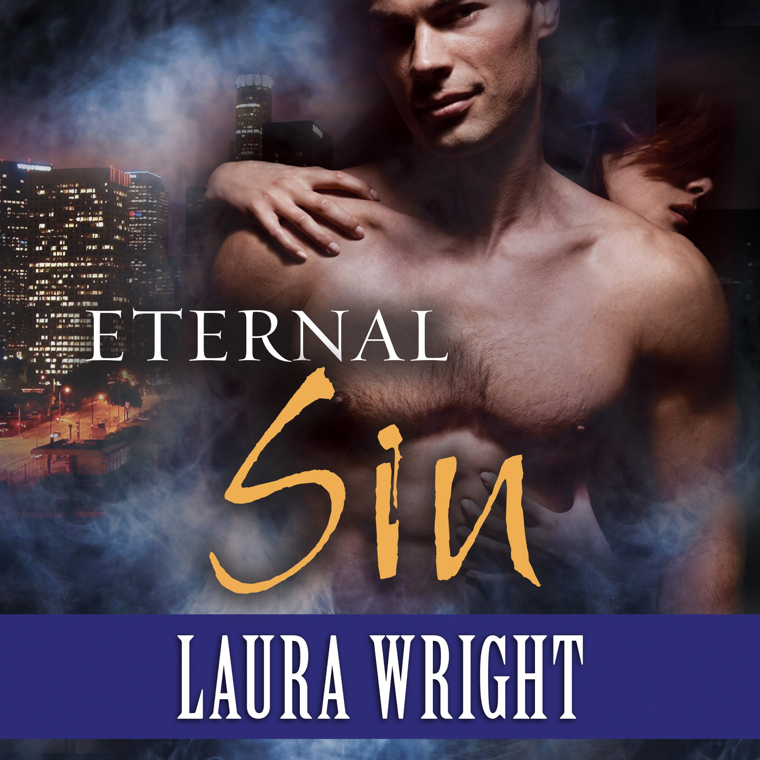 Printable Eternal Sin: Mark of the Vampire Audiobook Cover Art