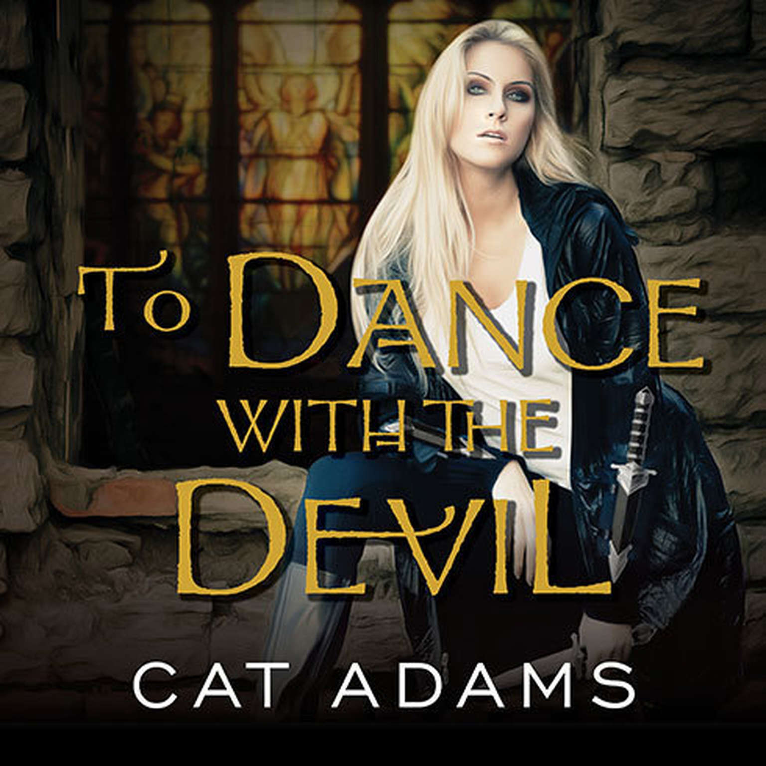 Printable To Dance With the Devil Audiobook Cover Art