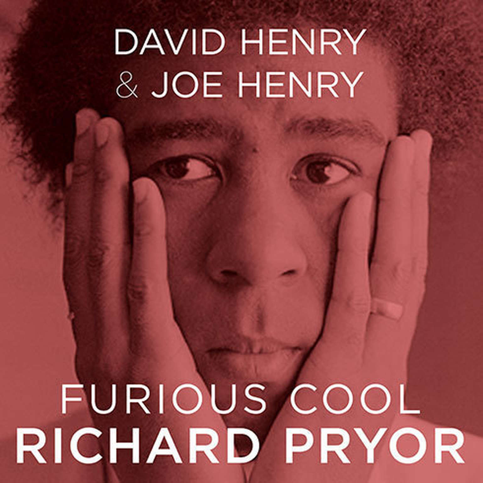 Printable Furious Cool: Richard Pryor and The World That Made Him Audiobook Cover Art