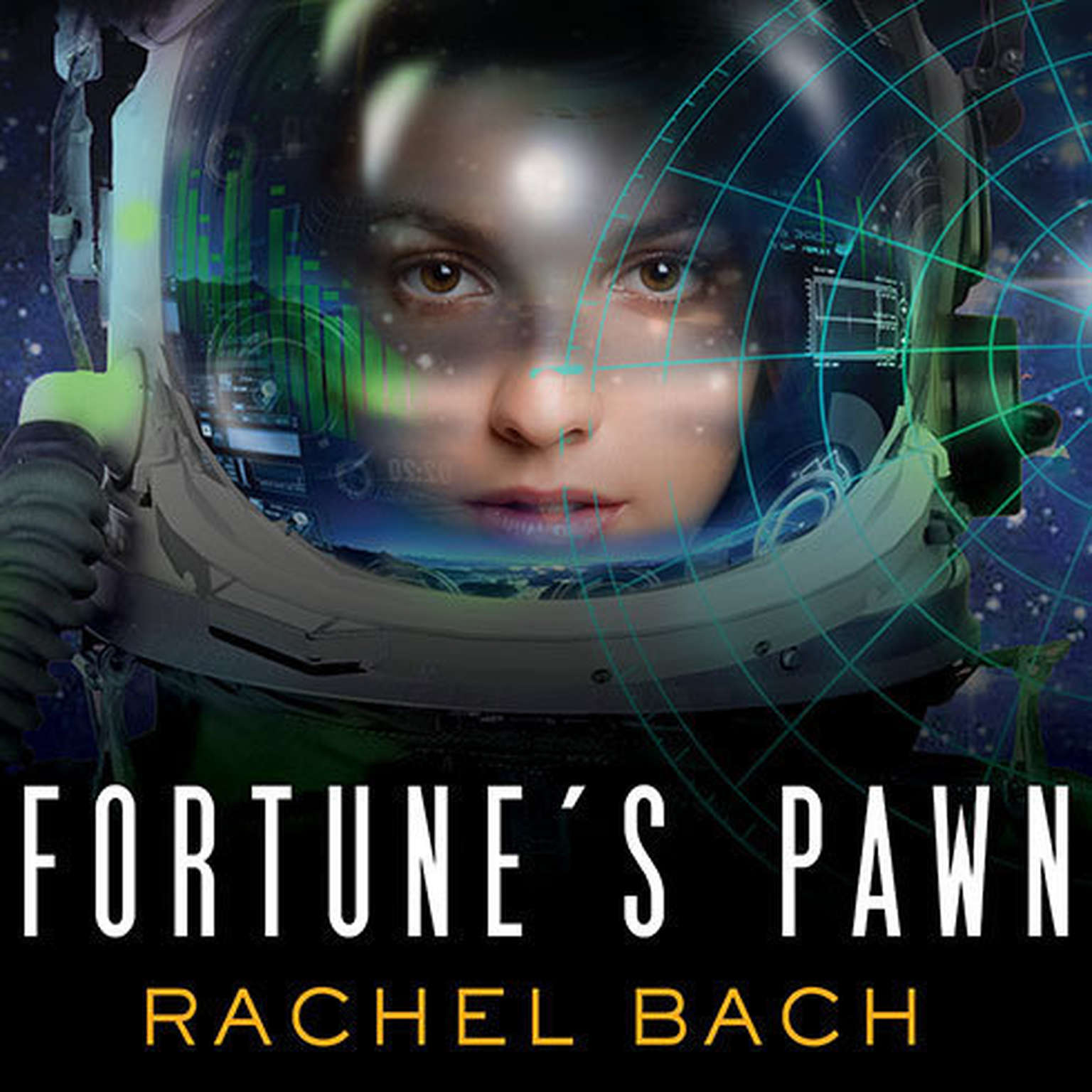 Printable Fortune's Pawn Audiobook Cover Art