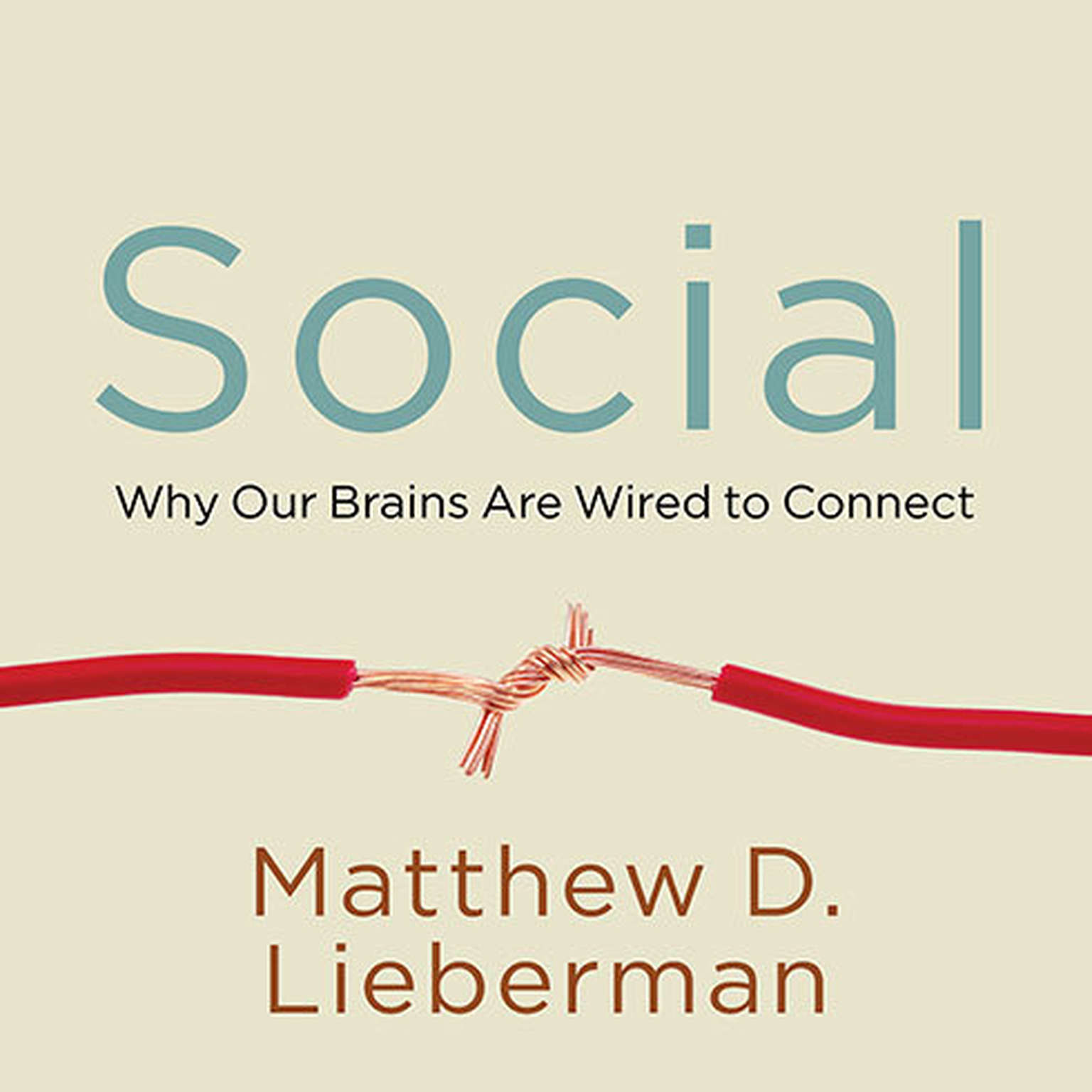 Printable Social: Why Our Brains Are Wired to Connect Audiobook Cover Art