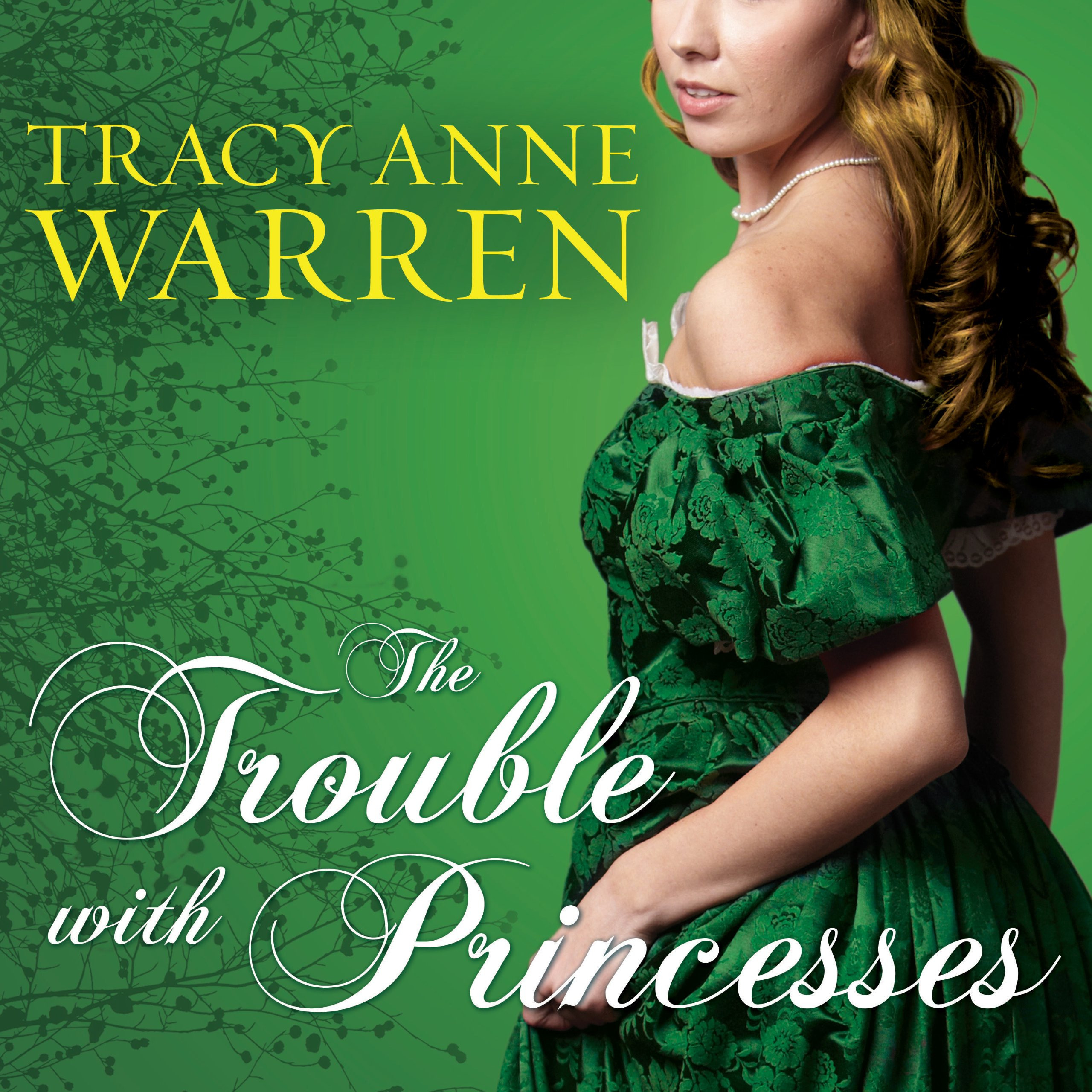 Printable The Trouble with Princesses Audiobook Cover Art