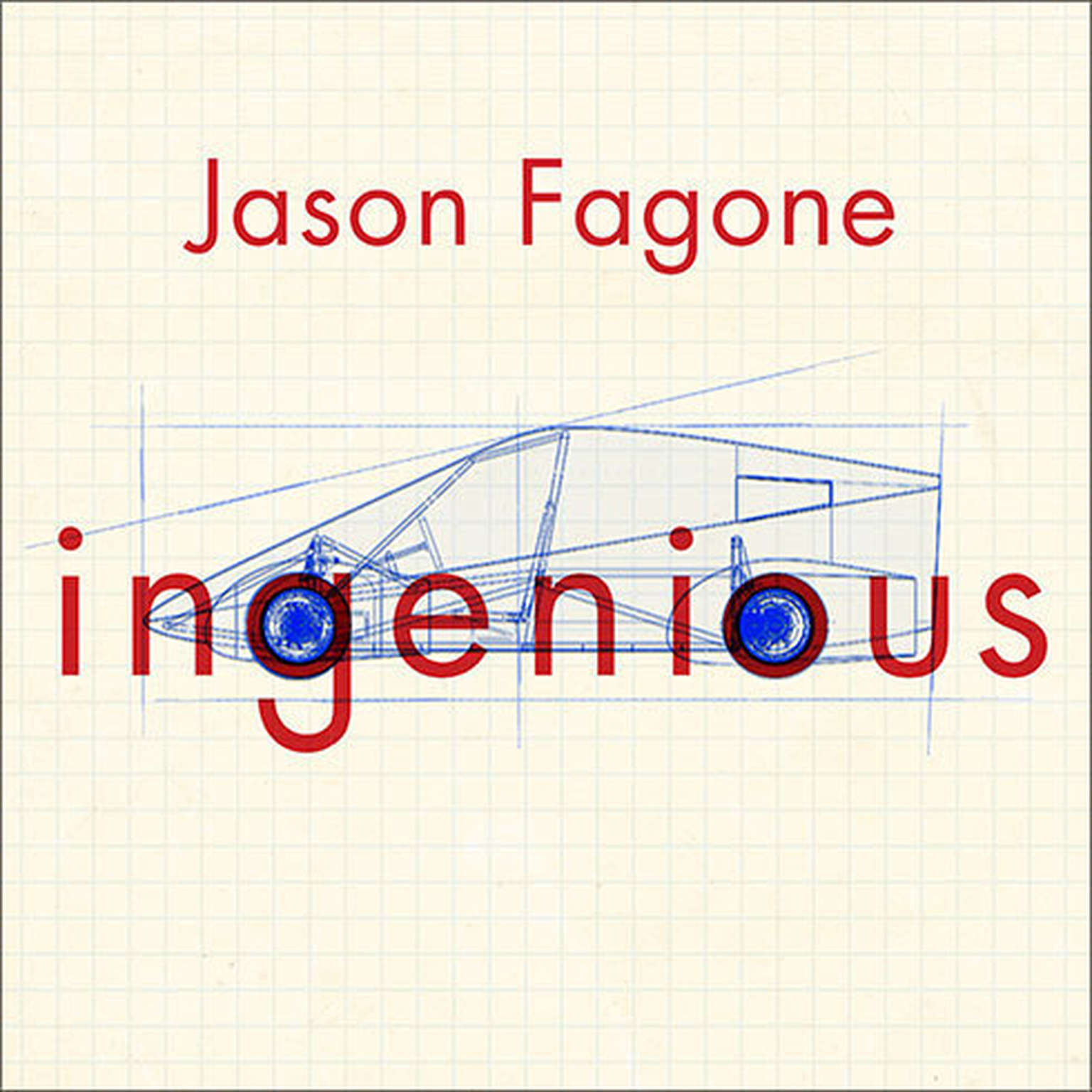 Printable Ingenious: A True Story of Invention, Automotive Daring, and the Race to Revive America Audiobook Cover Art