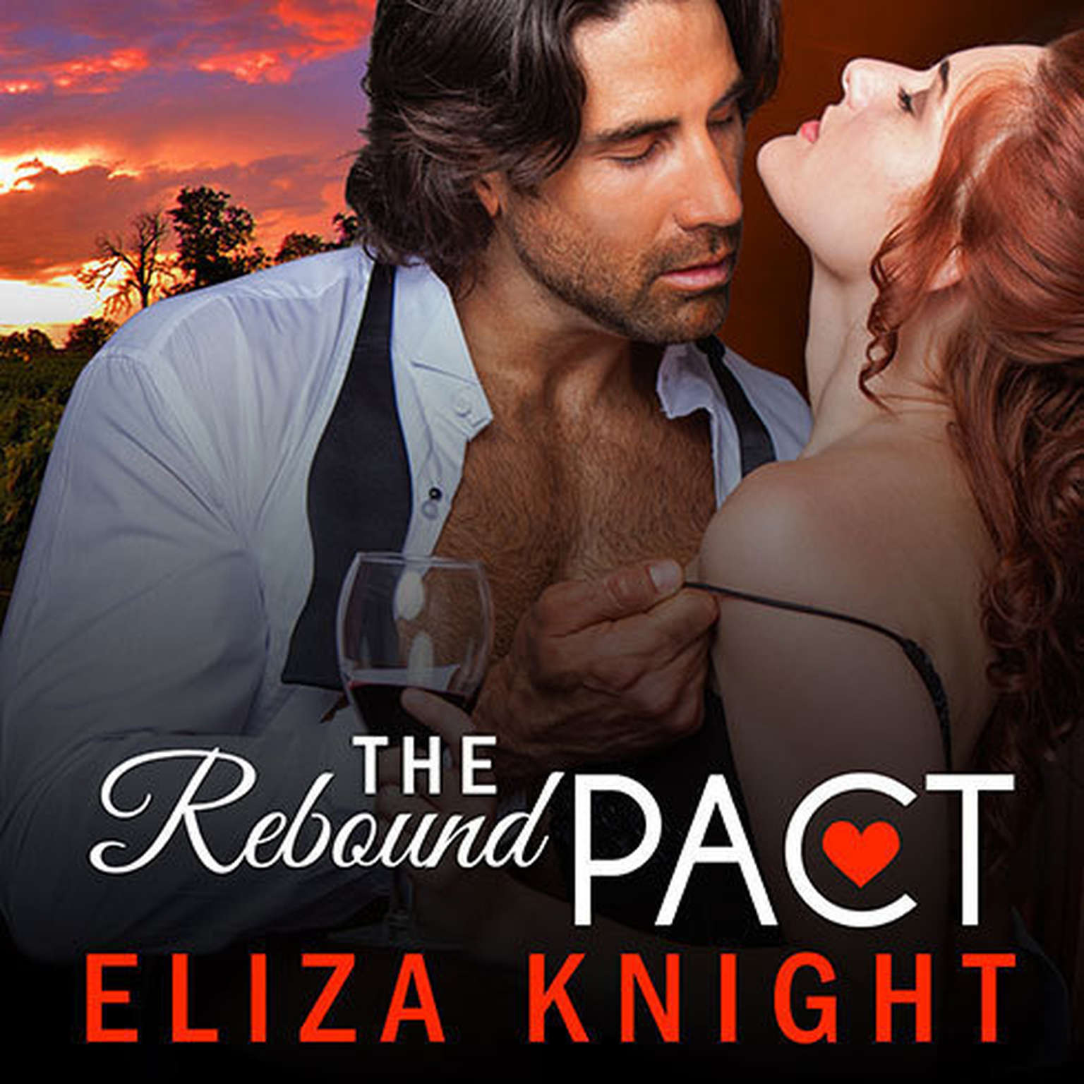 Printable The Rebound Pact Audiobook Cover Art