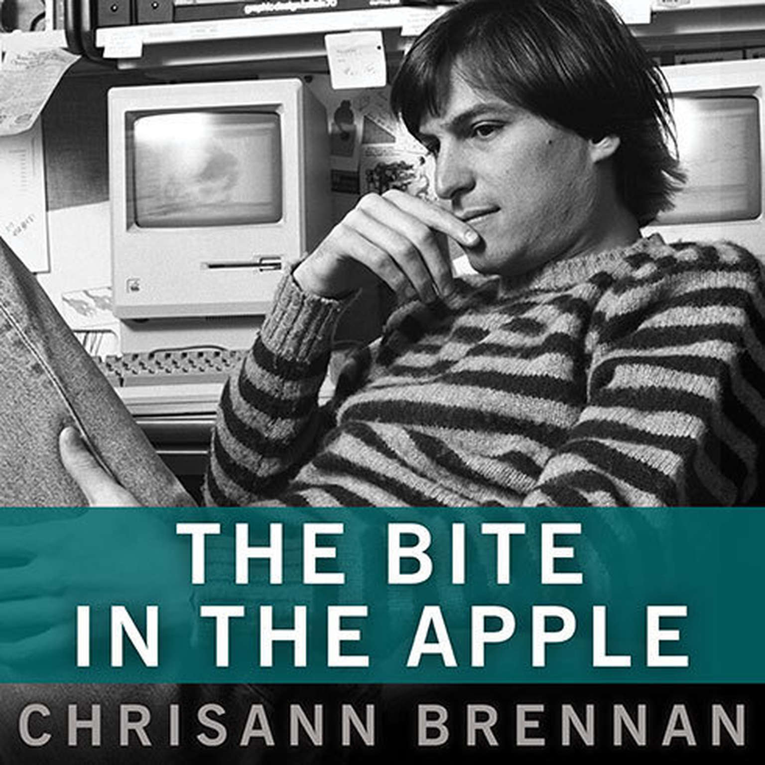 Printable The Bite in the Apple: A Memoir of My Life With Steve Jobs Audiobook Cover Art