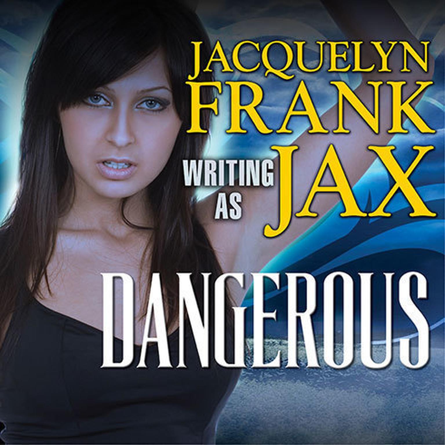 Printable Dangerous Audiobook Cover Art