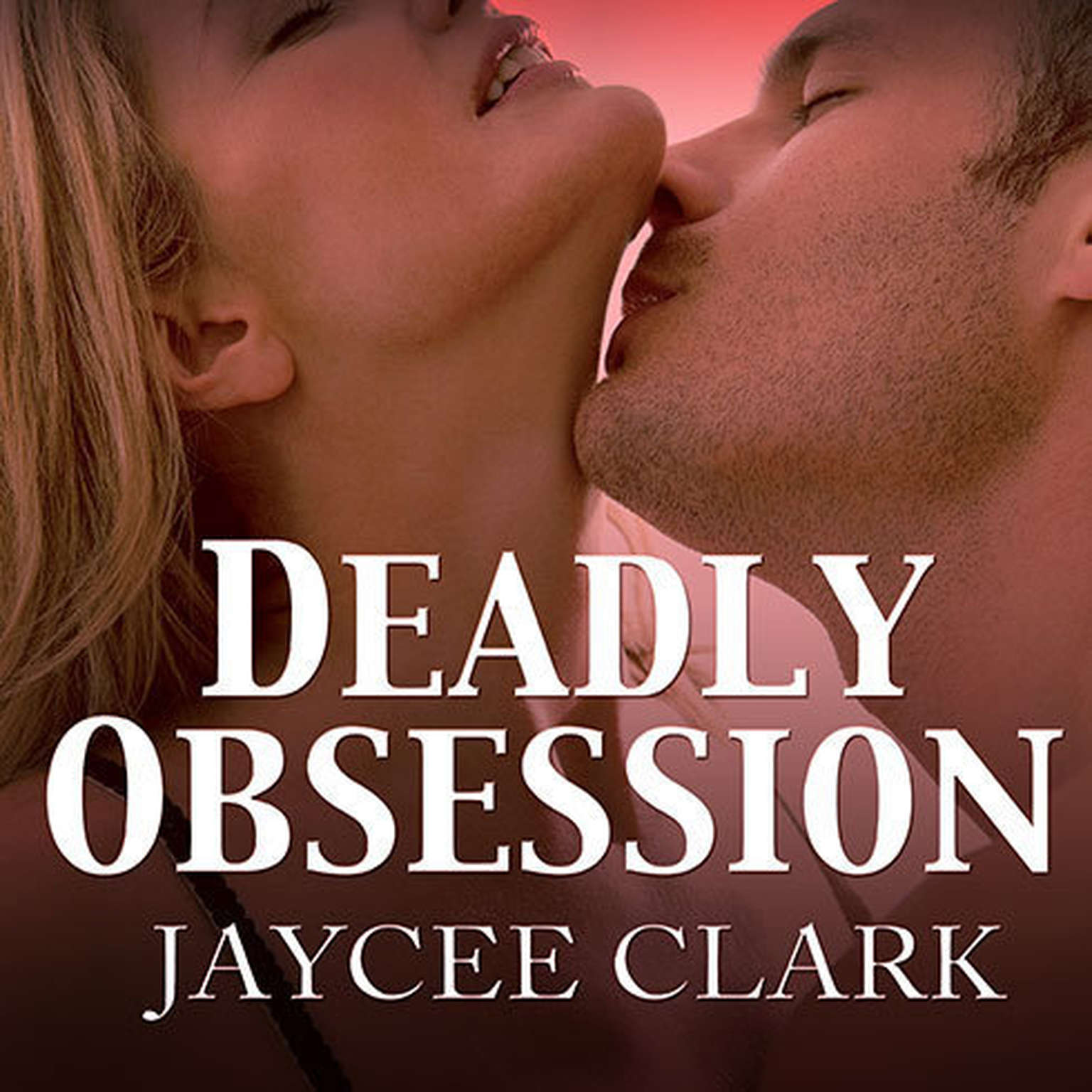 Printable Deadly Obsession Audiobook Cover Art