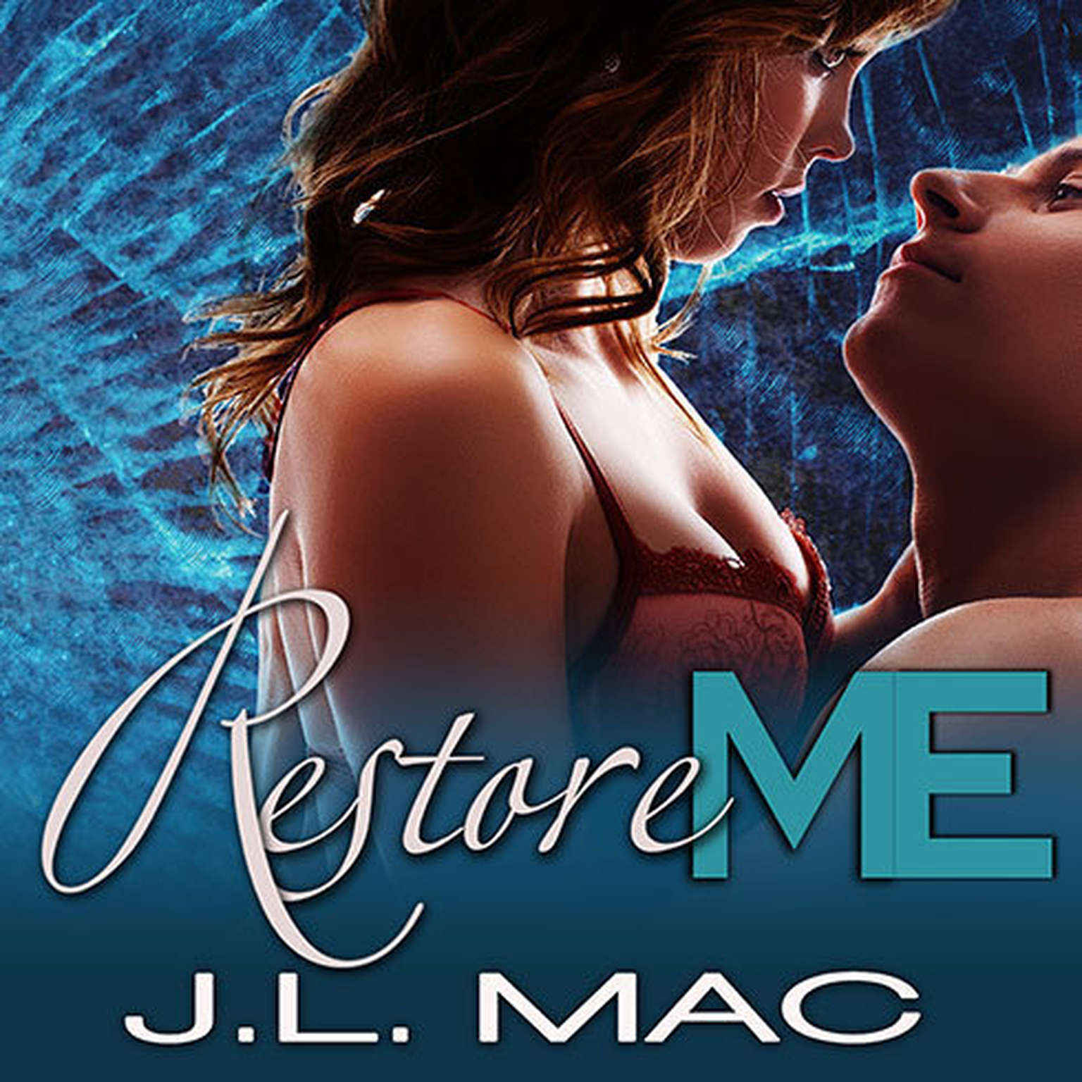 Printable Restore Me Audiobook Cover Art