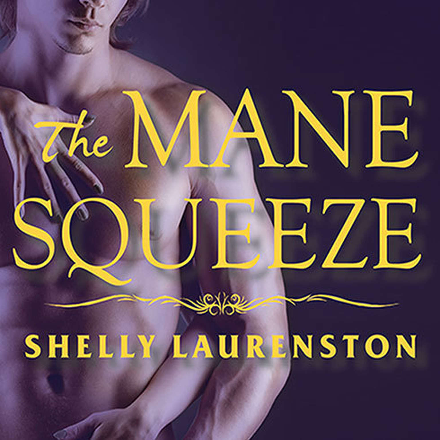 Printable The Mane Squeeze Audiobook Cover Art