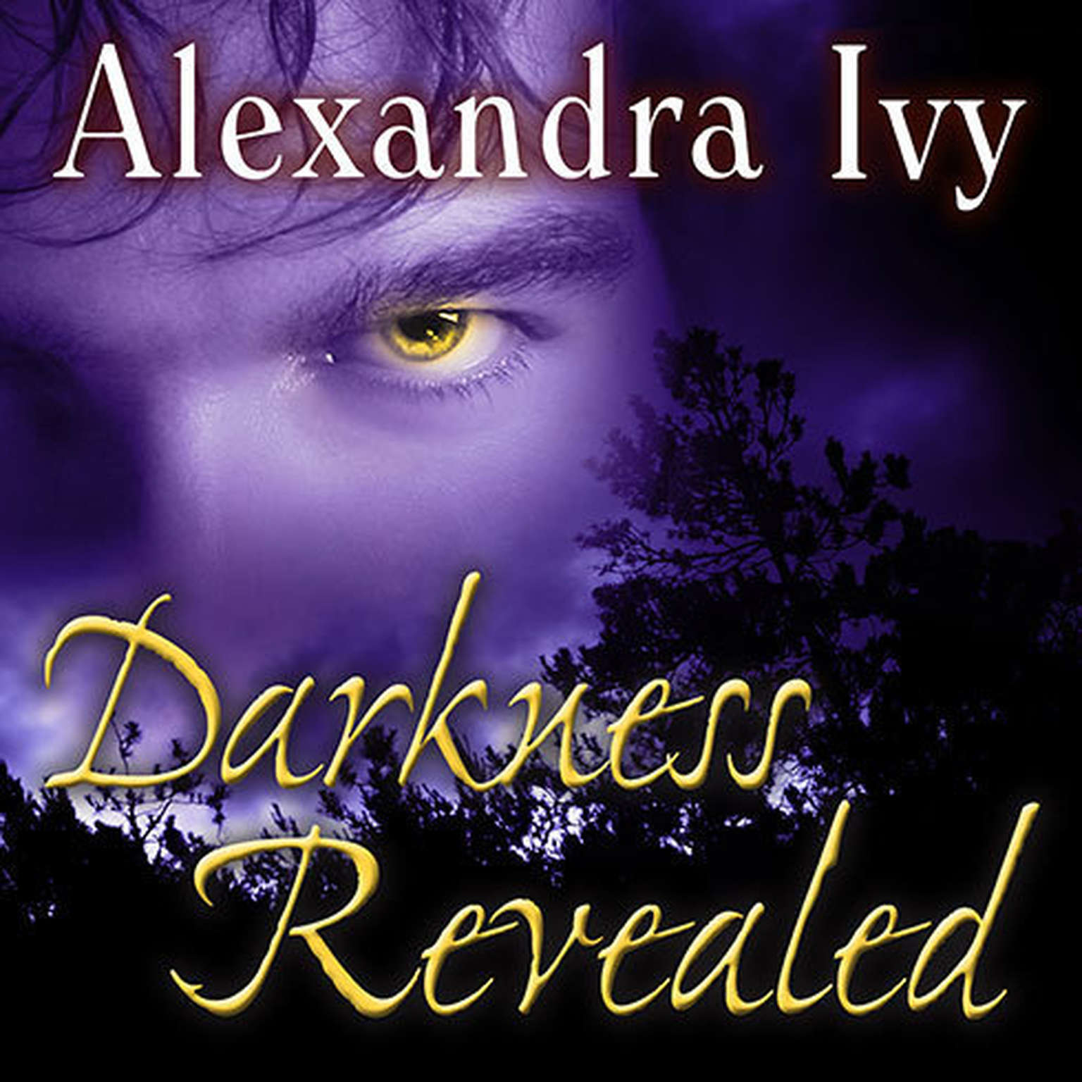 Printable Darkness Revealed Audiobook Cover Art