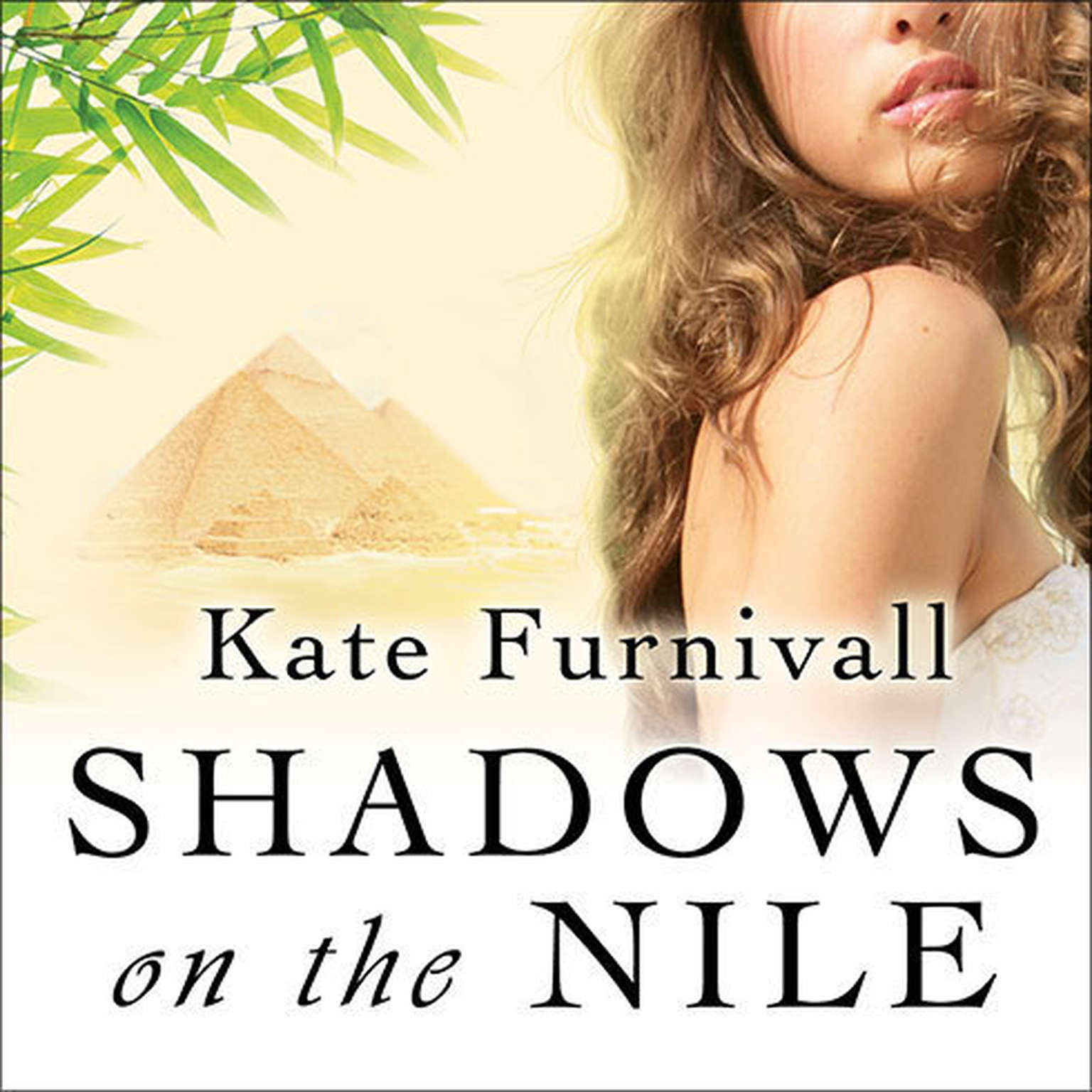 Printable Shadows on the Nile Audiobook Cover Art