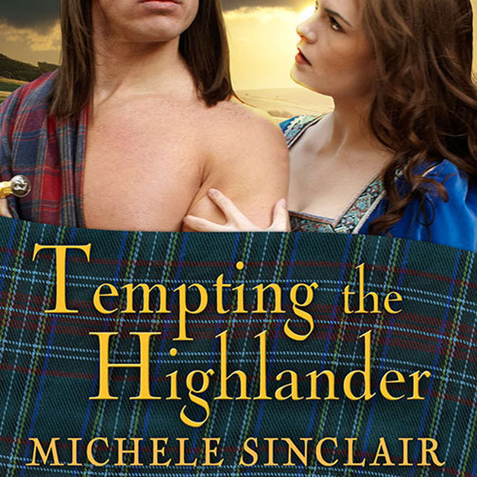 Printable Tempting the Highlander Audiobook Cover Art