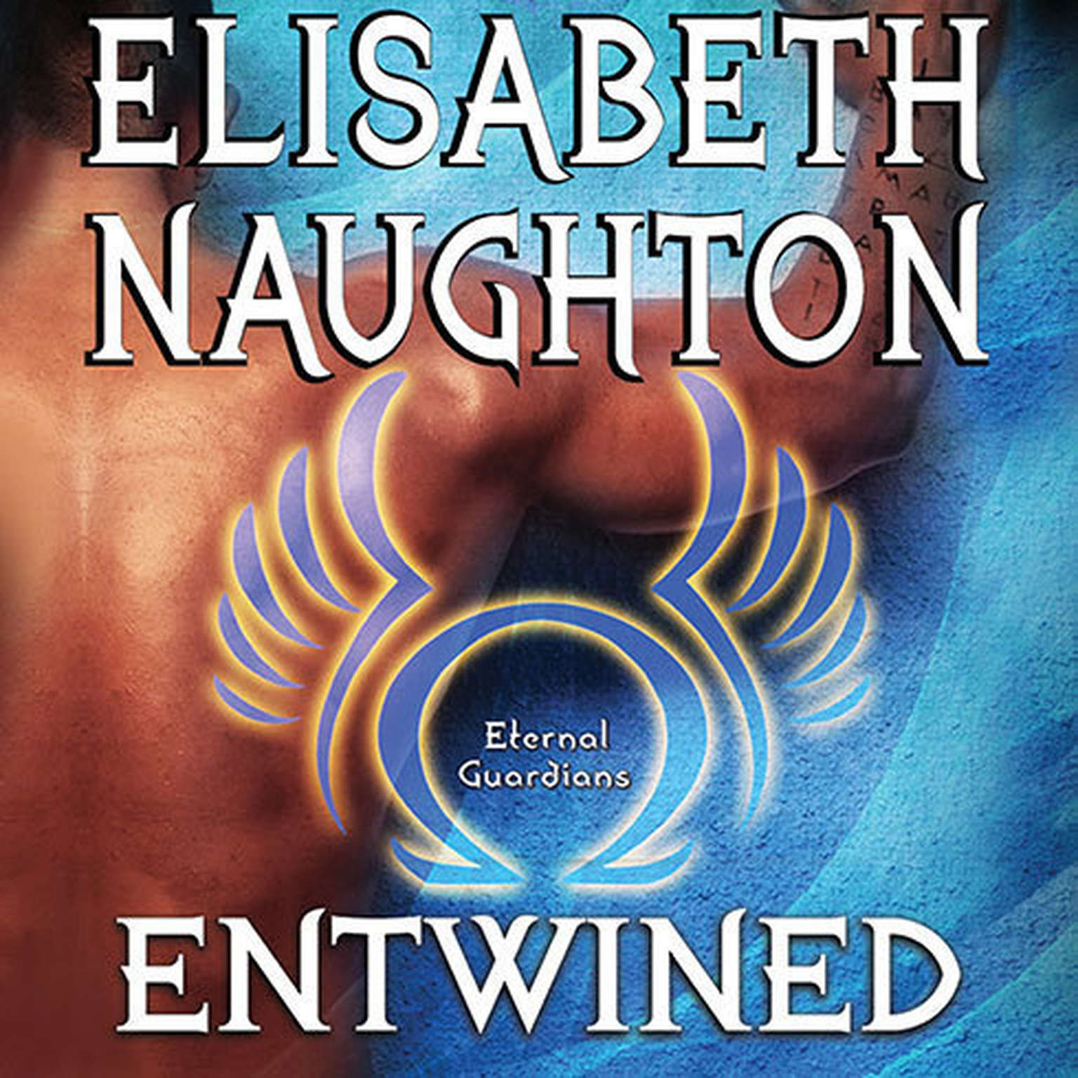 Printable Entwined Audiobook Cover Art