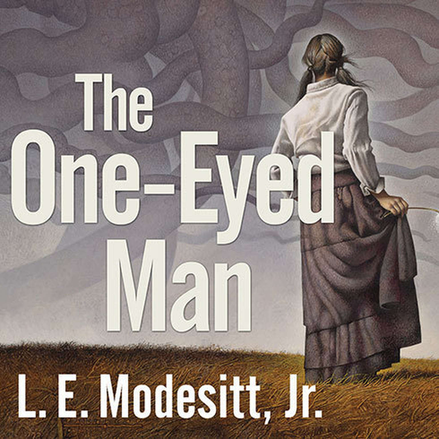 Printable The One-Eyed Man: A Fugue, With Winds and Accompaniment Audiobook Cover Art