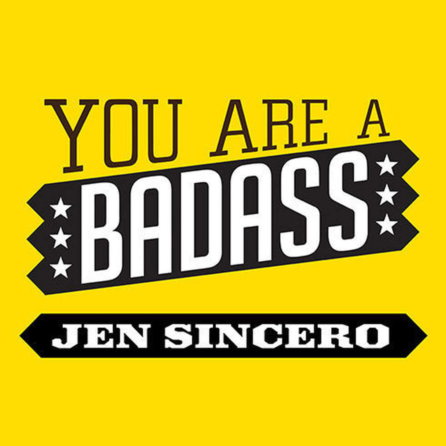You Are A Badass - Audiobook