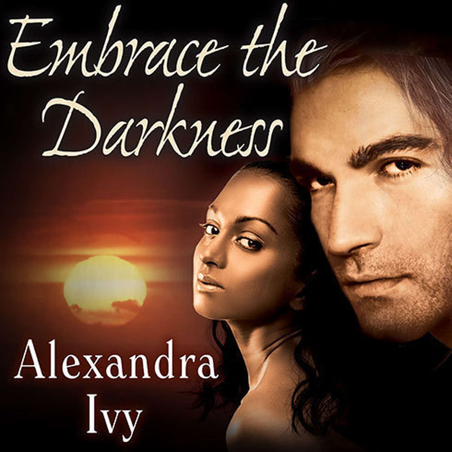 Printable Embrace the Darkness Audiobook Cover Art