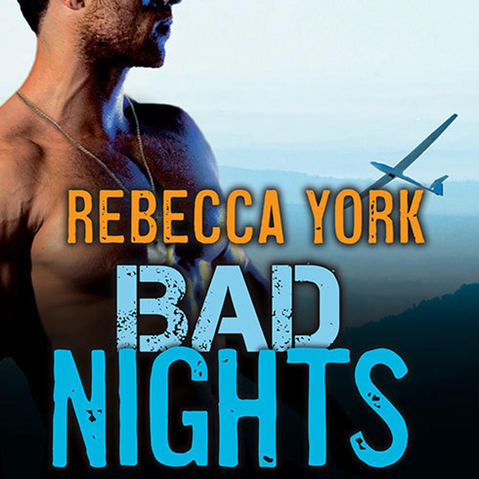 Printable Bad Nights Audiobook Cover Art
