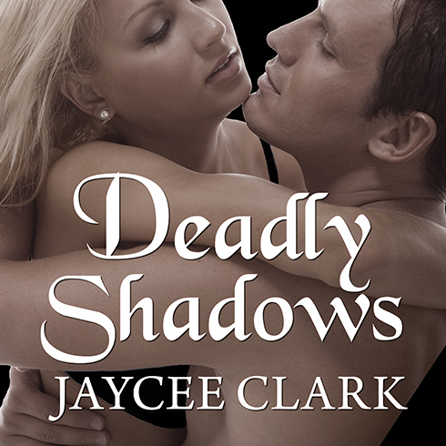 Printable Deadly Shadows Audiobook Cover Art