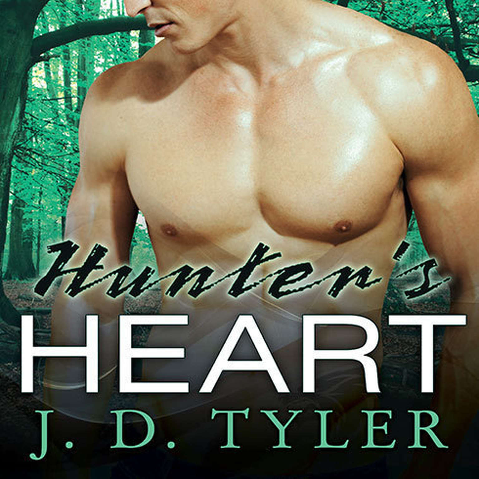 Printable Hunter's Heart Audiobook Cover Art