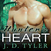 Hunter's Heart Audiobook, by J. D. Tyler