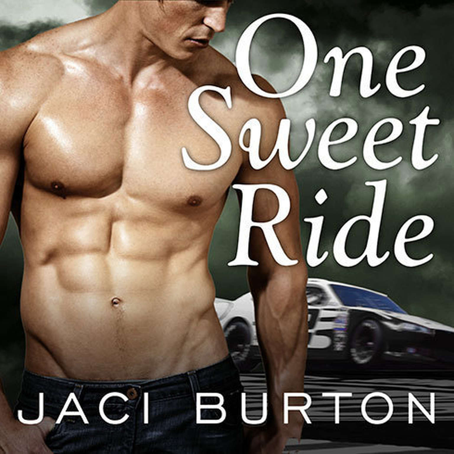 Printable One Sweet Ride Audiobook Cover Art