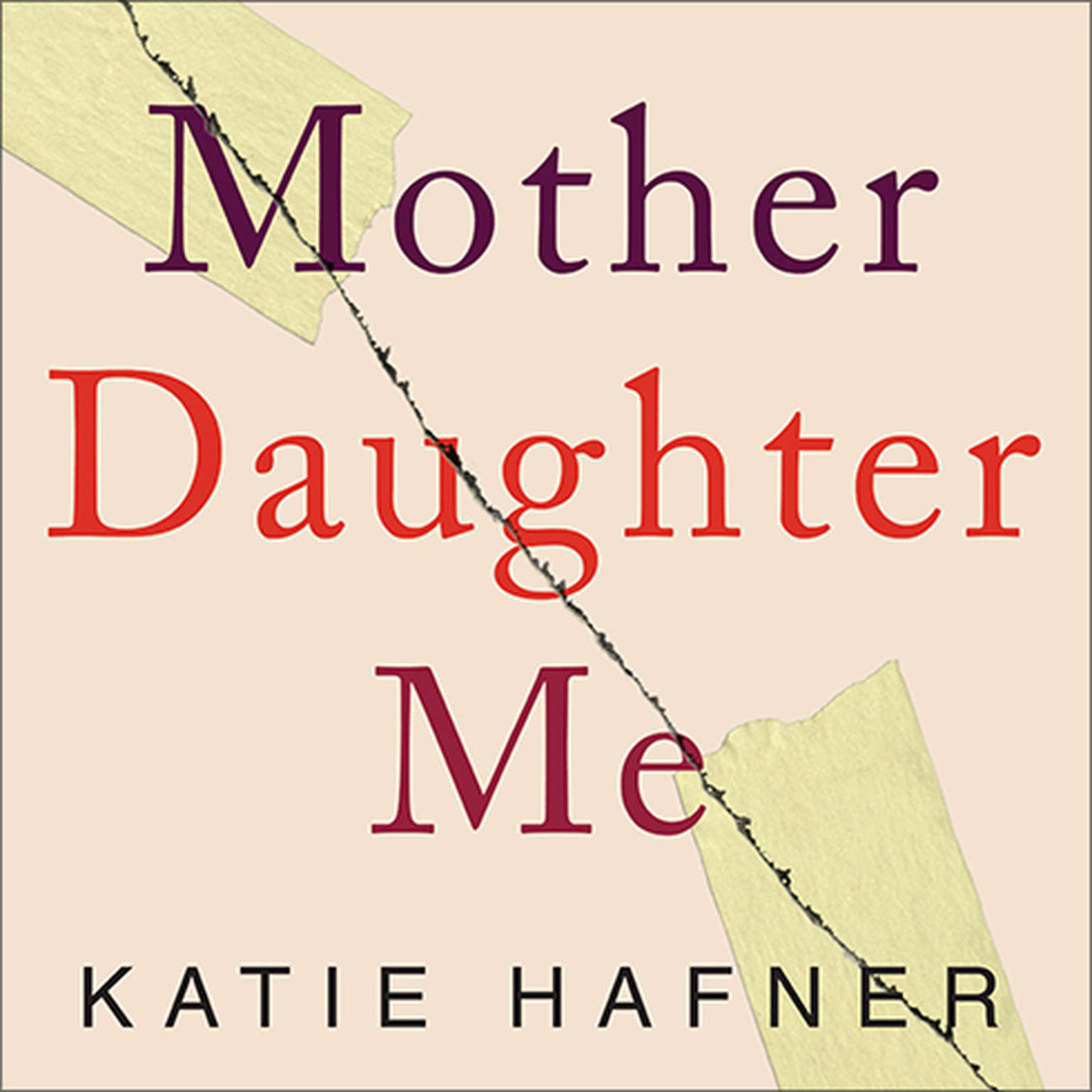 Printable Mother Daughter Me Audiobook Cover Art