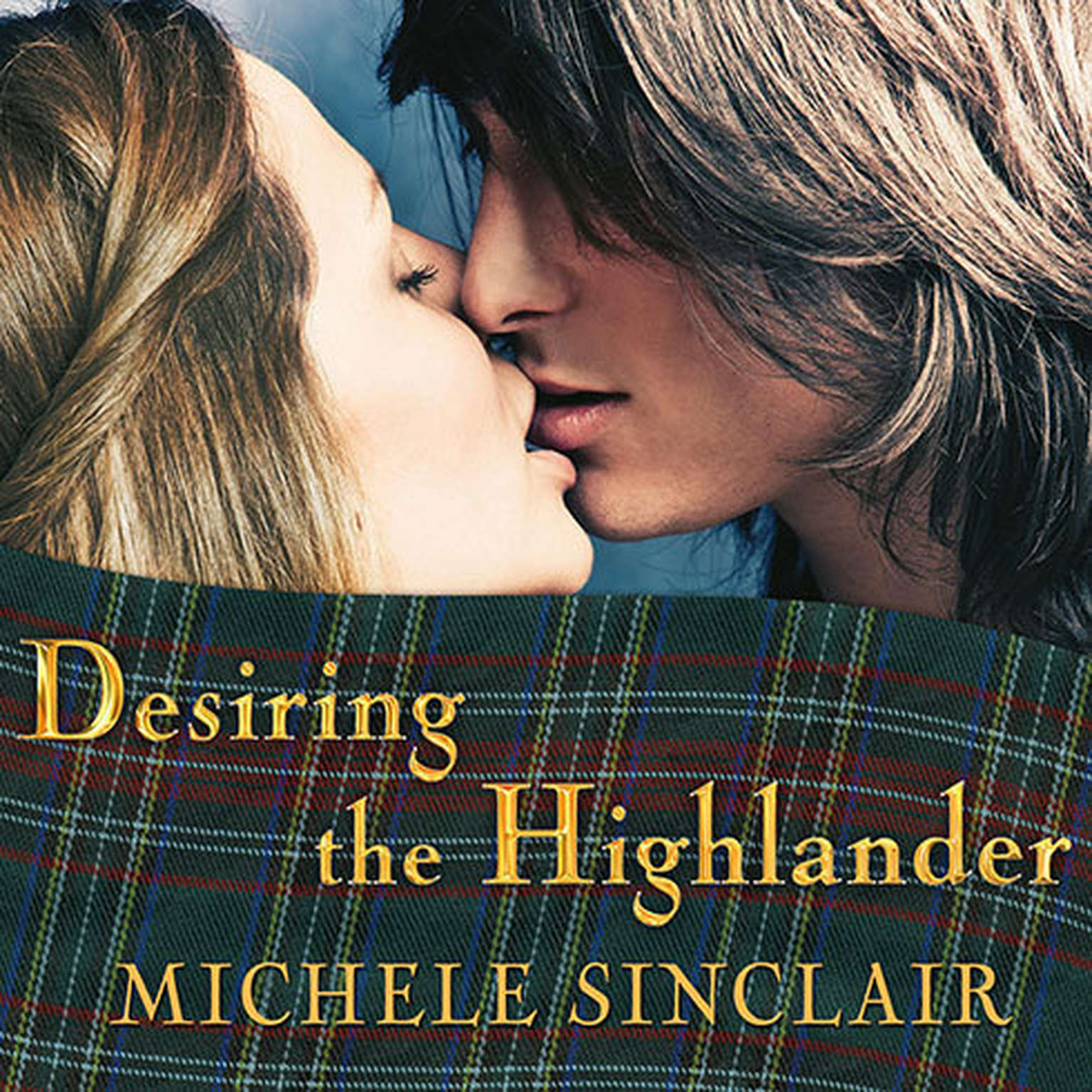 Printable Desiring the Highlander Audiobook Cover Art