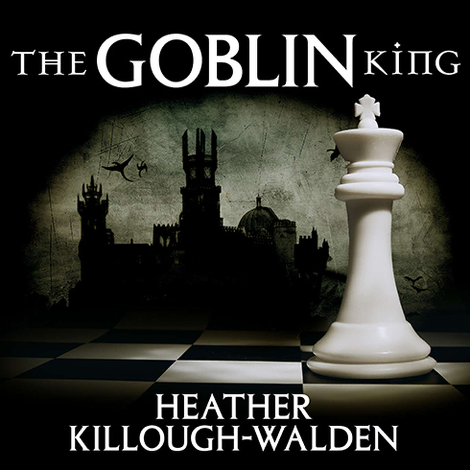 Printable The Goblin King Audiobook Cover Art