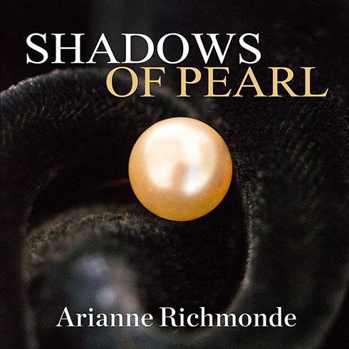 Printable Shadows of Pearl Audiobook Cover Art