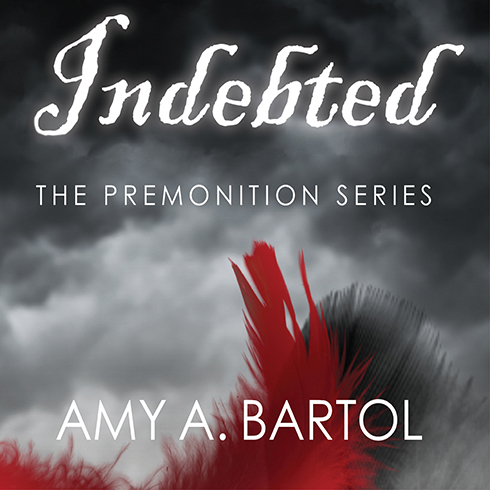Printable Indebted Audiobook Cover Art