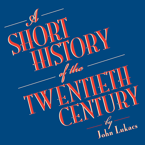 Printable A Short History of the Twentieth Century Audiobook Cover Art