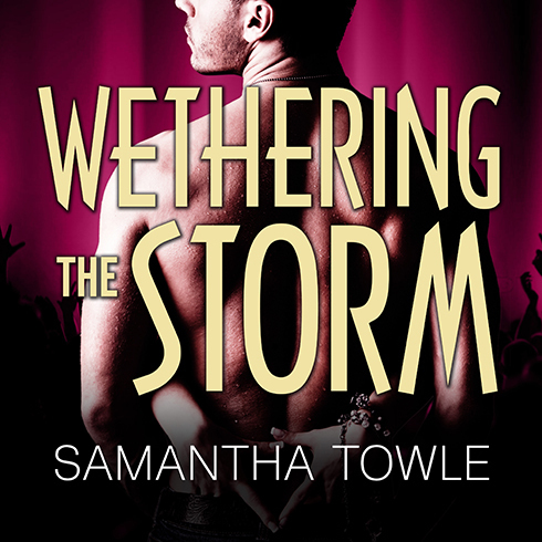 Printable Wethering the Storm Audiobook Cover Art