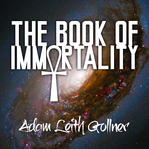 Printable The Book of Immortality: The Science, Belief, and Magic Behind Living Forever Audiobook Cover Art