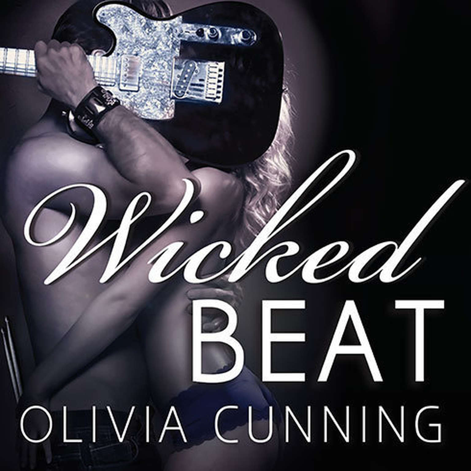 Printable Wicked Beat: Sinners on Tour Audiobook Cover Art