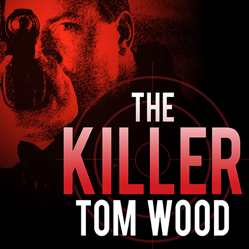 Printable The Killer Audiobook Cover Art