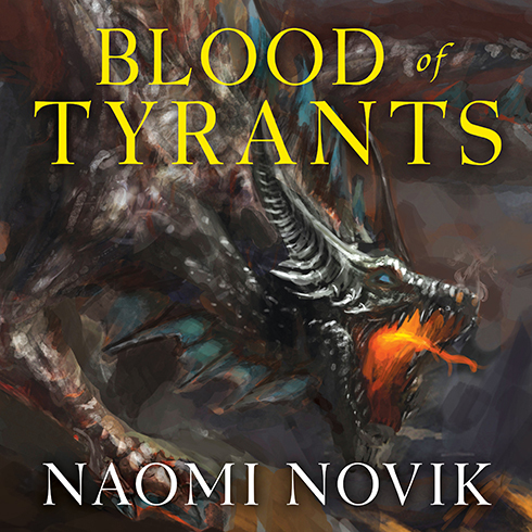 Printable Blood of Tyrants Audiobook Cover Art