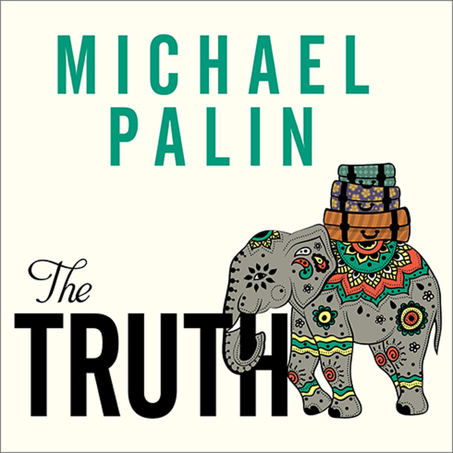 Printable The Truth Audiobook Cover Art