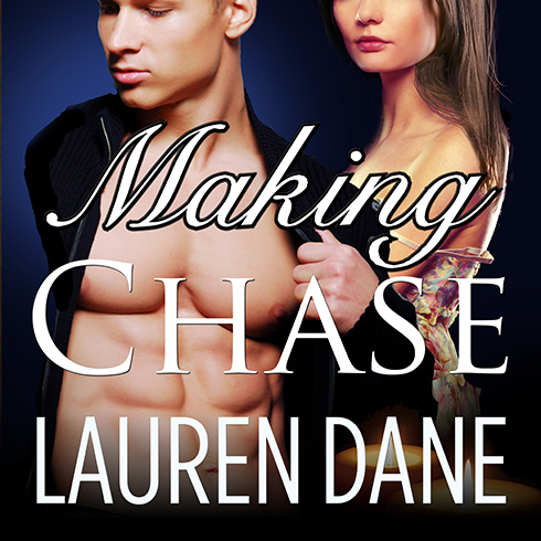 Printable Making Chase Audiobook Cover Art