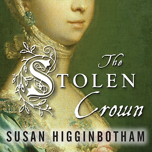 Printable The Stolen Crown: It Was a Secret Marriage--One That Changed the Fate of England Forever Audiobook Cover Art