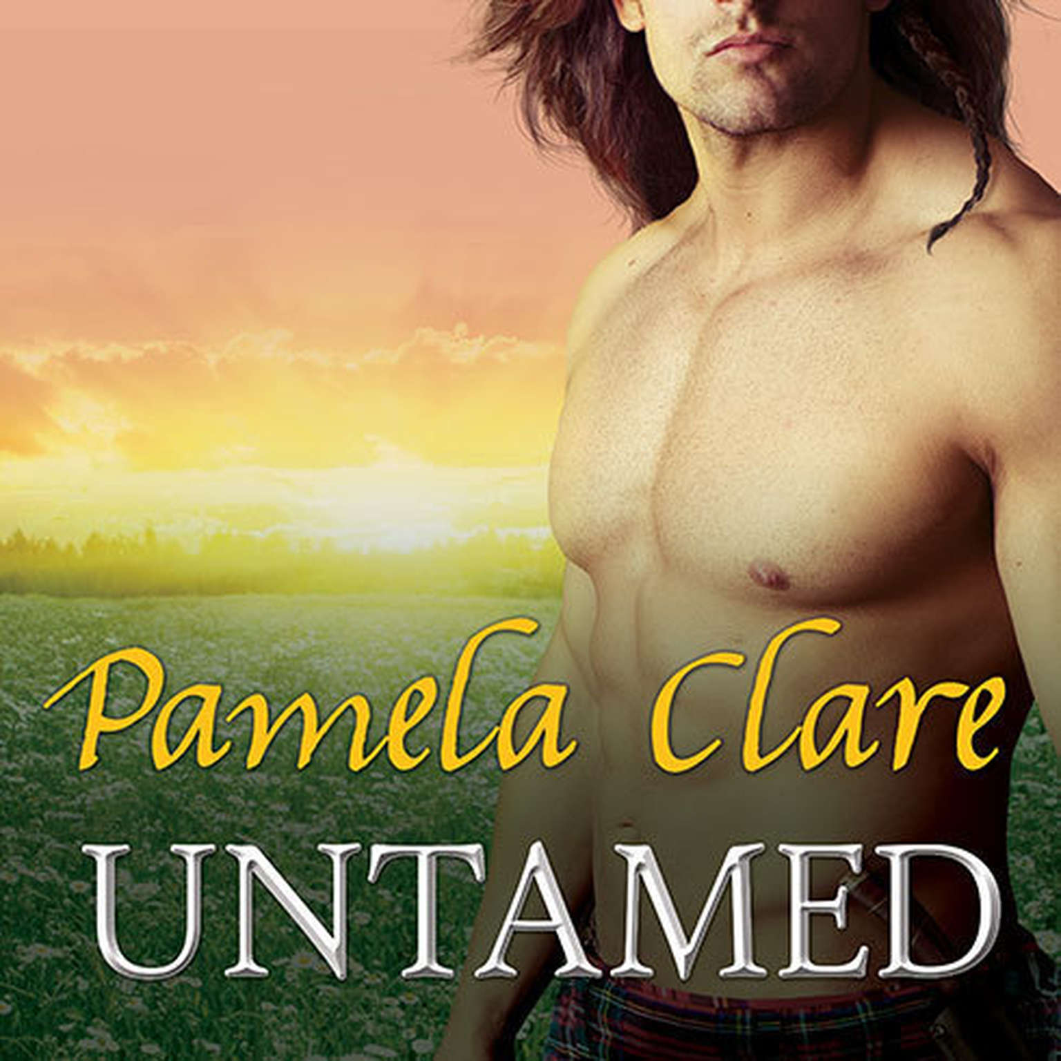 Printable Untamed Audiobook Cover Art