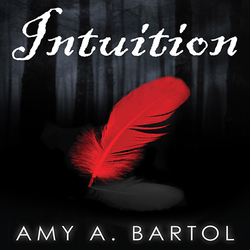 Printable Intuition Audiobook Cover Art