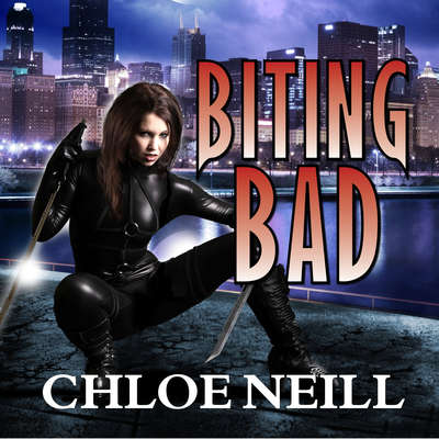 Biting Bad: A Chicagoland Vampires Novel Audiobook, by