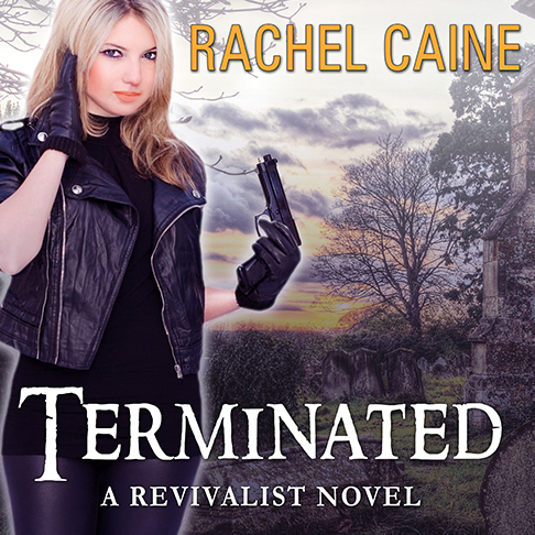 Printable Terminated Audiobook Cover Art