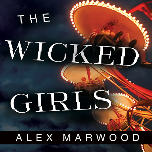 Printable The Wicked Girls Audiobook Cover Art