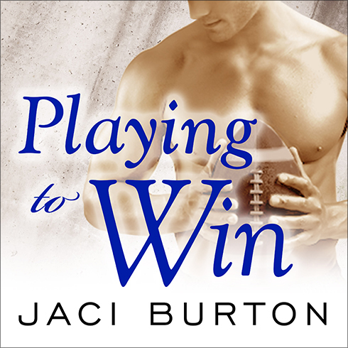 Printable Playing to Win Audiobook Cover Art