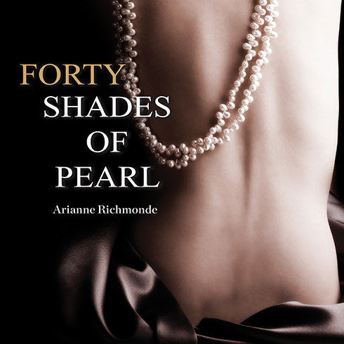 Printable Forty Shades of Pearl Audiobook Cover Art